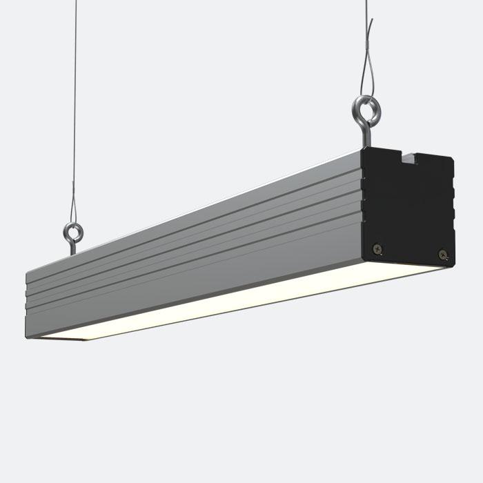лінійний світлодіодний світильник Inled